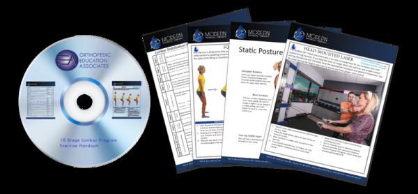 OEA Brochures - PDF Exercise Programs on CD